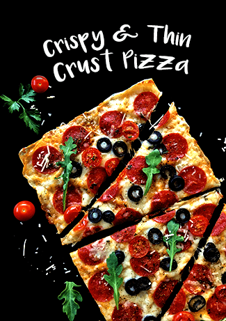 Endless Possibilities – Pizza